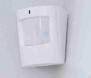 Security motion sensors